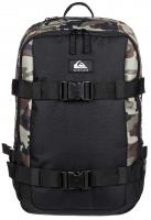 Quiksilver Skate Pack 22L Backpack - Crucial Camo