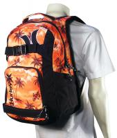 Hurley Honor Roll 3 Skateboard Backpack - Flamo