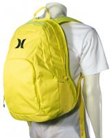 Hurley One and Only Backpack - Neon Yellow