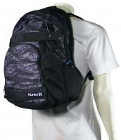 Hurley Honor Roll Backpack - Black Camo