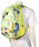 Hurley One and Only Backpack - Hot Yellow