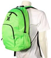 Hurley One and Only Backpack - Neon Green