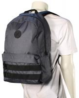 Hurley Block Party Backpack - Dark Magnet Grey