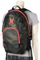 Hurley One and Only Backpack - Deepest Green Camo