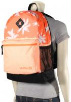 Hurley Mater Women's Backpack - Hyper Orange / Sunset Glow