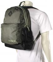 Hurley Mater Backpack - Carbon Green / Black