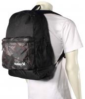 Hurley Mater Backpack - Black / Camo