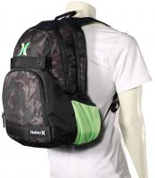 Hurley Honor Roll Printed Backpack - Camo
