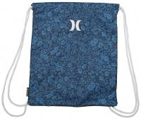 Hurley Honor Roll Cinch Sack - Photo Blue / Midnight Teal