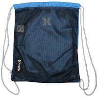 Hurley Honor Roll Cinch Sack - Photo Blue / Wolf Grey