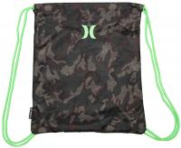 Hurley Honor Roll Cinch Sack - Camo