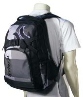 Hurley Honor Roll 2 Skateboard Backpack - Grey