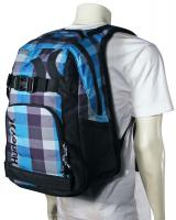 Hurley Honor Roll 3 Skateboard Backpack - Buffalo Plaid