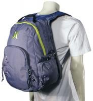 Hurley The One Laptop Backpack - Grey