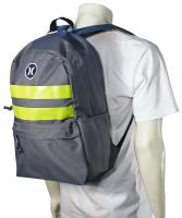 Hurley Block Party Backpack - Charcoal