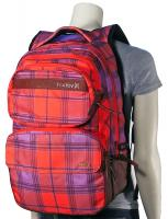 Hurley Sync Laptop Backpack - Red