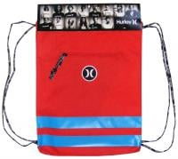 Hurley Block Party Gym Sack - Red