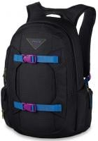 DaKine Womens Mission 25L Backpack - Black Ripstop