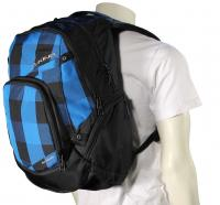 DaKine Interval Backpack - Black / Checks