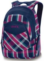 DaKine Prom Backpack - Navy / Vivienne Plaid