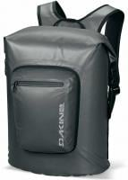 DaKine Cyclone Roll Top Backpack - Charcoal / Grey