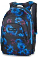 DaKine Prom Backpack - Blue Flowers