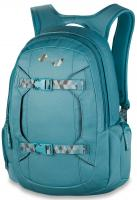 DaKine Womens Mission Backpack - Mineral Blue