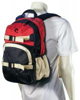 Rip Curl Push Backpack - Block Red