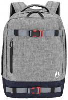 Nixon Del Mar Backpack - Black Wash / Navy