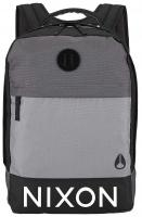 Nixon Beacons Backpack - Black / Dark Grey