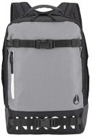 Nixon Del Mar Backpack - Black / Dark Grey