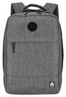 Nixon Beacons II 21L Backpack - Charcoal Heather