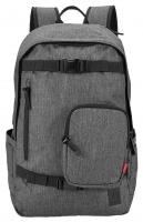 Nixon Smith 19L Backpack - Charcoal Heather