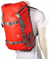 Nixon Landlock II Backpack - Red Pepper / Charcoal