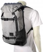 Nixon Landlock SE Backpack - Heather Grey