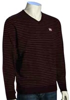Billabong Truckin Sweater -  Plum