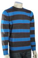 Billabong Shooter Sweater - Blue / Grey