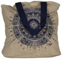 Roxy Back To Love Beach Bag - Marine