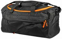 Hurley Fusion Duffle Bag - Black / Total Orange