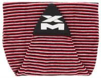 XM Shortboard Sock - Red Stripe