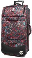 Roxy Trip Out Luggage - Black Multi