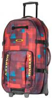 Oakley Large Roller Luggage - Red Print