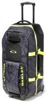 Oakley Large Roller Luggage - Jet Black