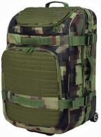 Electric Big Block Luggage - Camo