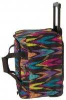Billabong World Clouds Roller Luggage - Multi