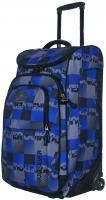 Quiksilver Fast Attack Luggage - Hysteria