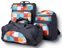 Quiksilver 3 In 1 Luggage - Tile Multi