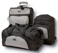 Quiksilver 3 In 1 Luggage - Anchor Black