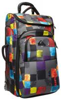 Quiksilver Fast Attack Luggage - Plasma Ash Grey