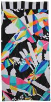 Volcom Kaleidoscope Beach Towel - Black